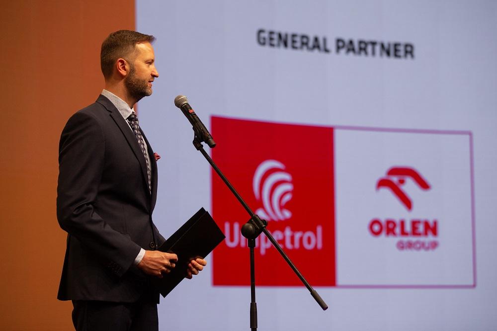 Týden inovací Tomasz Wiatrak uvítací řeč